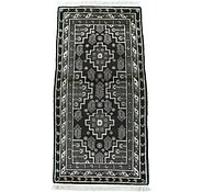 Link to 2' 7 x 5' 1 Antique Finish Rug