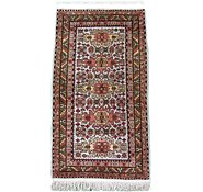 Link to 2' 8 x 4' 10 Antique Finish Oriental Rug