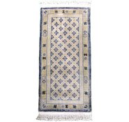 Link to 2' 5 x 5' 2 Antique Finish Rug