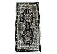 Link to 2' 7 x 5' 3 Antique Finish Rug