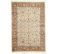 Link to 6' 5 x 9' 5 Kashan Oriental Rug