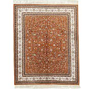 Link to 7' 11 x 9' 11 Sarough Oriental Rug