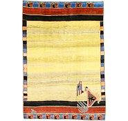Link to 6' 2 x 9' Shiraz-Gabbeh Persian Rug