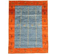 Link to 7' 1 x 9' 4 Indo Gabbeh Rug