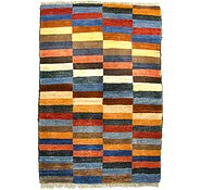 Link to 2' 8 x 3' 11 Loribaft Gabbeh Oriental Rug