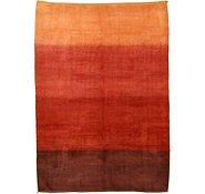 Link to 6' 8 x 9' 7 Loribaft Gabbeh Oriental Rug