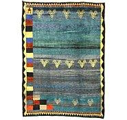Link to 6' 5 x 9' 2 Shiraz-Gabbeh Persian Rug