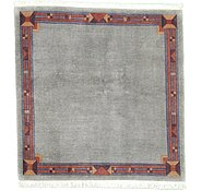 Link to 6' 7 x 6' 11 Nepal Square Rug