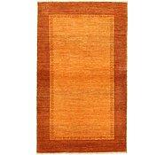 Link to 3' 5 x 5' 9 Kashkuli Gabbeh Persian Rug