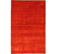 Link to 3' 10 x 5' 11 Indo Gabbeh Rug