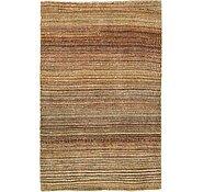 Link to 3' 11 x 6' 2 Shiraz-Gabbeh Persian Rug