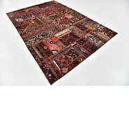 Link to 188cm x 280cm Ultra Vintage Persian Rug