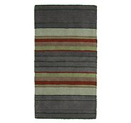 Link to 2' 7 x 4' 8 Reproduction Gabbeh Rug