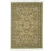 Link to 3' 7 x 5' 3 Kashan Design Rug