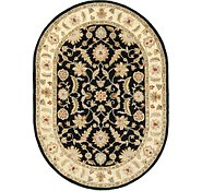 Link to 8' 1 x 11' 3 Classic Agra Oval Rug