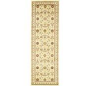 Link to 3' 3 x 9' 10 Mashad Design Runner Rug