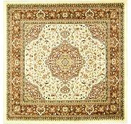 Link to 8' 2 x 8' 2 Kashan Design Square Rug