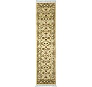 Link to 2' 6 x 9' 10 Kashan Design Runner Rug