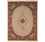 Link to 9' 10 x 13' Tabriz Design Rug