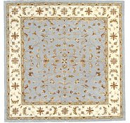Link to 9' 9 x 9' 9 Classic Agra Square Rug