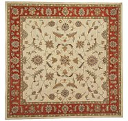 Link to 11' 11 x 11' 11 Classic Agra Square Rug