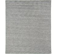 Link to 7' 11 x 9' 3 Handloom Gabbeh Square Rug