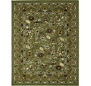 Link to 7' 10 x 9' 10 Tabriz Design Rug