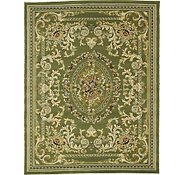 Link to 7' 10 x 9' 10 Mashad Design Rug
