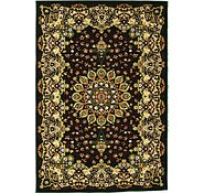 Link to 5' 3 x 7' 9 Mashad Design Rug