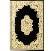 Link to 6' 7 x 9' 10 Kerman Design Rug
