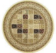 Link to 8' 2 x 8' 2 Bakhtiar Round Rug