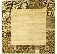 Link to 9' 10 x 9' 10 Cut & Loop Square Rug