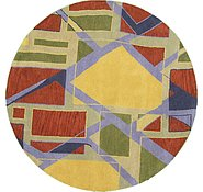 Link to 8' 1 x 8' 1 Reproduction Gabbeh Round Rug