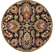 Link to 4' 11 x 4' 11 Classic Agra Round Rug