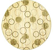 Link to 7' 7 x 7' 7 Reproduction Gabbeh Round Rug