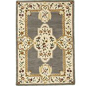 Link to 4' 3 x 6' 3 Classic Aubusson Rug