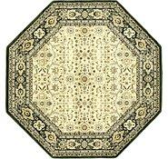 Link to 8' 2 x 8' 2 Kerman Design Octagon Rug