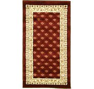 Link to 2' x 3' 7 Reproduction Gabbeh Rug