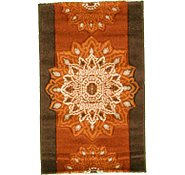Link to 2' 7 x 4' 3 Reproduction Gabbeh Rug