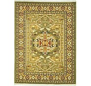 Link to 3' 3 x 5' 3 Heriz Design Rug