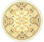 Link to 8' x 8' Meshkabad Design Round Rug