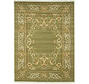 Link to 9' 10 x 13' Kerman Design Rug