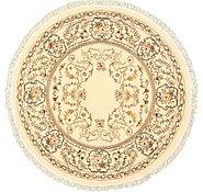 Link to 6' x 6' Kerman Design Round Rug