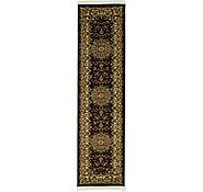 Link to 2' 7 x 10' Mashad Design Runner Rug