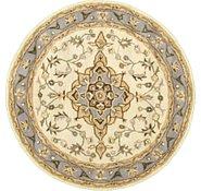 Link to 4' 11 x 4' 11 Kashan Design Round Rug