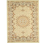 Link to 9' 10 x 13' Mashad Design Rug