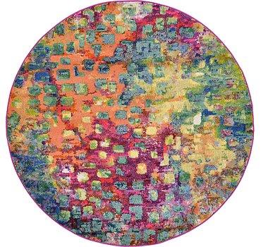 185x185 Barcelona Rug