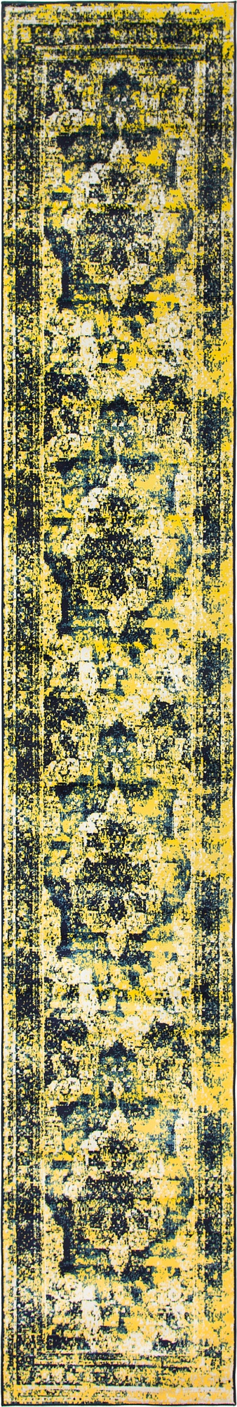 Traditional-Inspired-Persian-Faded-Transitional-Area-Rug-Multi-Color-ALL-SIZES thumbnail 37